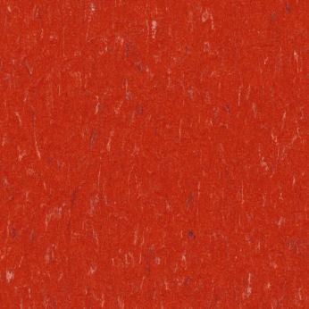 Forbo Marmoleum Piano - salsa-red-3625