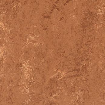 Forbo Marmoleum Real - rust-2767